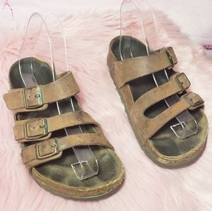 Birkenstocks Florida Sandals